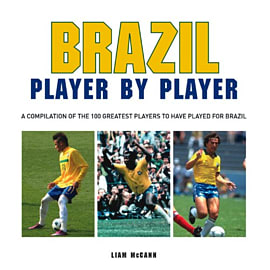 Football Brazil Player By Player Books