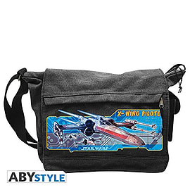 Star Wars - Space Ship Messenger Bag Sports Camping and Hiking