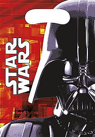 Star Wars- Darth Vader Party Bags Party Supplies