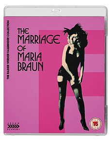 The Marriage Of Maria Braun (Blu Ray) Blu-ray