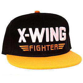 Star Wars Episode VII Adjustable Cap X-Wing Fighter Clothing