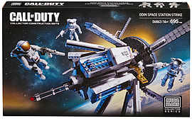 Mega Bloks Call Of Duty ODIN Space Station. Blocks and Bricks