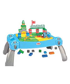 Mega Bloks Thomas Mega Table. Blocks and Bricks