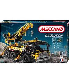 Meccano Evolution Crane Truck. Blocks and Bricks