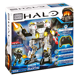 Mega Bloks Halo RC Attack Mantis. Blocks and Bricks