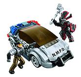 Mega Bloks Halo NMPD Police Cruiser. screen shot 4