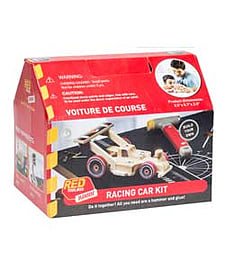 Racing Car 9 X 14.5 X 5. Blocks and Bricks
