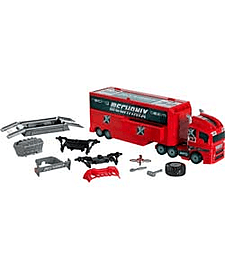 Chad Valley Mechanix Truck Set. Blocks and Bricks