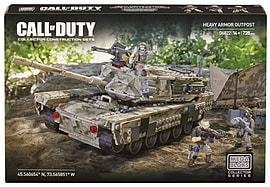 Mega Bloks Call Of Duty Heavy Armour Outpost. Blocks and Bricks
