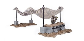 Mega Bloks Call Of Duty Heavy Armour Outpost. screen shot 3