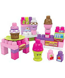 Mega Bloks First Builders Build-A-Bakery Set. Blocks and Bricks