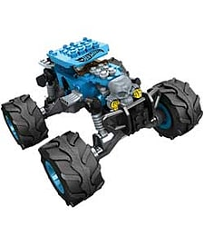 Mega Bloks Hot Wheels Baja Bone Shaker. Blocks and Bricks