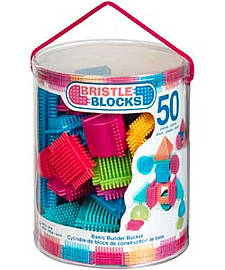 Bristle Blocks Basic Builder Bucket. Blocks and Bricks