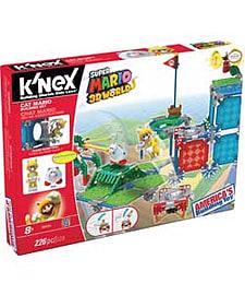 KNEX Super Mario Cat Mario Building Set. Blocks and Bricks