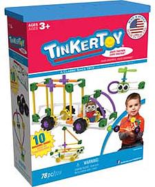 KNEX Tinkertoy Vehicles Set. Blocks and Bricks