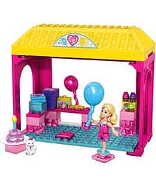 Mega Bloks Barbie Chelsea Birthday Fun. Blocks and Bricks