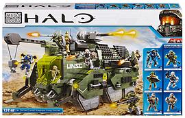 Mega Bloks Halo UNSC Elephant Carrier. Blocks and Bricks