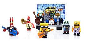 Mega Bloks Spongebob Rock Band Figures Pack. screen shot 2