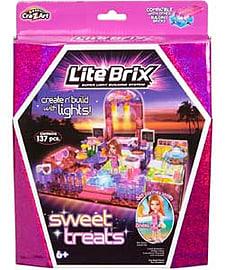 Girls' Lite Brix Sweet Treats. Blocks and Bricks