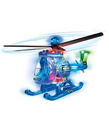 Lite Brix Lazer Copter. Blocks and Bricks