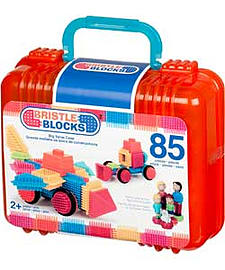 Bristle Blocks Big Value Set - 85 Pieces. Blocks and Bricks