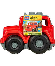 Mega Bloks Jeep - Lil' Off Roader. Blocks and Bricks