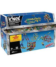 K'nex 35 Model Ultimate Building Set. Blocks and Bricks