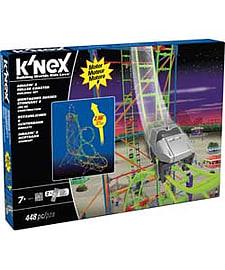 K'nex Amazin' 8 Coaster. Blocks and Bricks