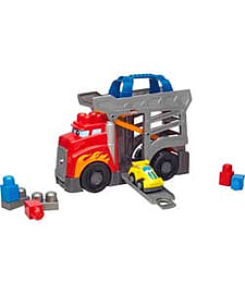 Mega Bloks First Builders - Fast Tracks Raceway. Blocks and Bricks