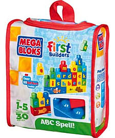 Mega Bloks First Builders Build 'N' Learn Assortment. Blocks and Bricks