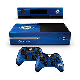 Chelsea Console and Controller Skin Pack (Xbox One) Accessories