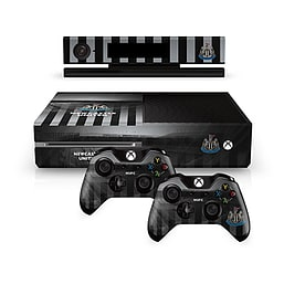 Newcastle United FC Console and Controller Skin Pack (Xbox One) Accessories