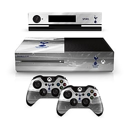 Tottenham Hotspur FC Console and Controller Skin Pack (Xbox One) Accessories