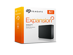 Seagate 5TB Expansion for Xbox One & PC Accessories