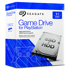 Seagate 1TB Game Drive for PlayStation Accessories
