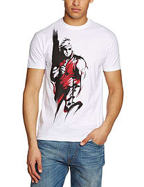 Street Fighter Fire Inside T-Shirt L Clothing