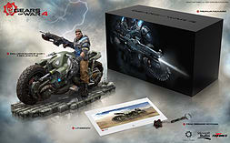 Gears of War 4 Collector's Edition- No Software screen shot 1