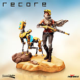 ReCore Collector's Edition - Only at GAME (No Software) screen shot 4