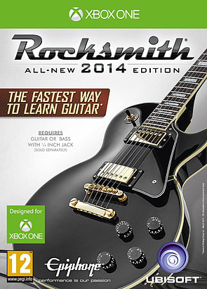'Rocksmith 2014 includes Real Tone Cable'