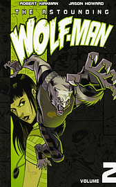 The Astounding Wolf-Man Volume 2: v. 2 Books