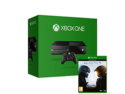 Xbox One 500GB Bundle  with Halo 5: Guardians Xbox One