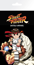 Street Fighter Chibi Ryu Bottle Opener Memorabilia