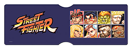 Street Fighter Character Select Card Holder Memorabilia