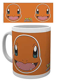 Pokemon Charmander Face 10oz Boxed Mug Home - Tableware