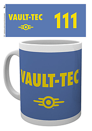 Fallout 4 Vault Tech 10oz Boxed Mug Home - Tableware
