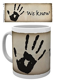 Skyrim Dark Brotherhood 10oz Boxed Mug Home - Tableware