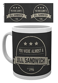 Resident Evil Jill Sandwich 10oz Boxed Mug Home - Tableware