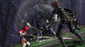 God Eater 2: Rage Burst screen shot 1