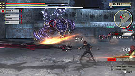 God Eater 2: Rage Burst screen shot 2