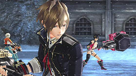God Eater 2: Rage Burst screen shot 3